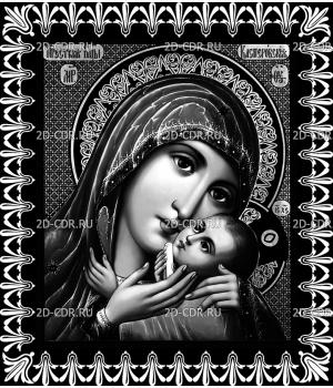Икона Божией Матери (2)