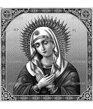 Икона Богородица (5)
