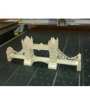 Макет Тауэрского моста