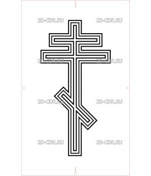 Крест православный (4)