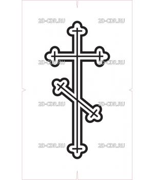 Крест православный (5)
