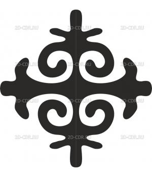 Киргизский орнамент (13)