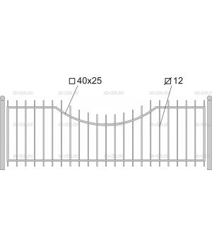 Забор (105)