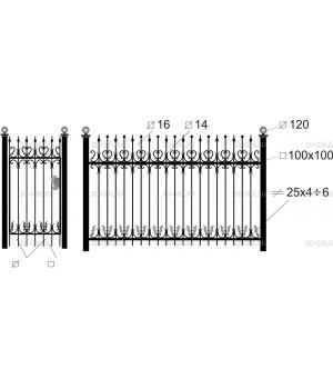 Забор (119)