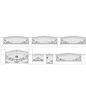 Забор (60)