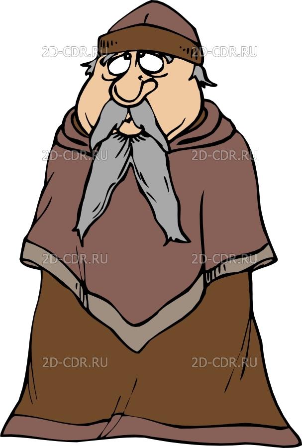 гифка с монахом через гугл