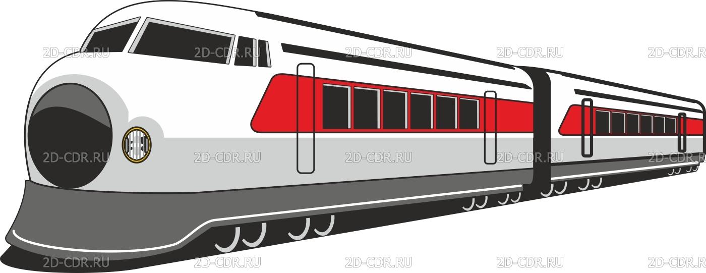 Картинка анимация поезда