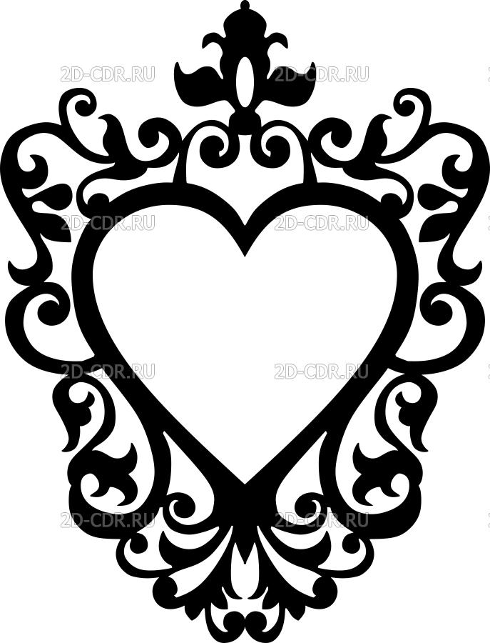 Свадебный герб шаблоны образцы вектор, открытки лет
